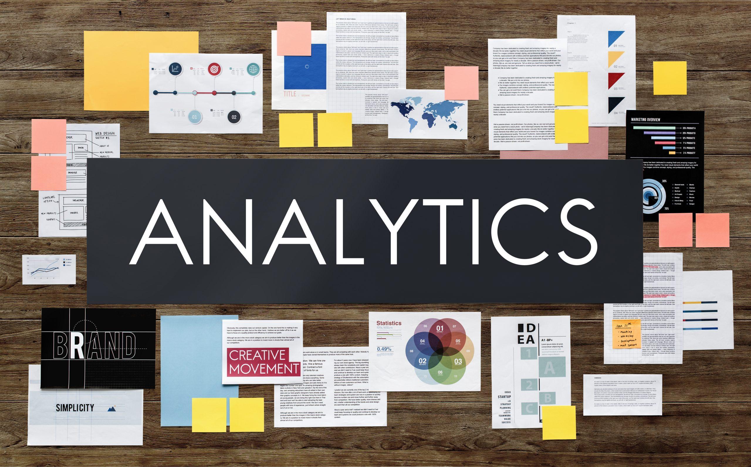 Top 5 Google Analytics Metrics to Track